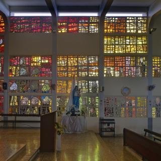 JIR : Au musée de Villèle, Guy Lefèvre le sculpteur de lumière, sort de l'ombre