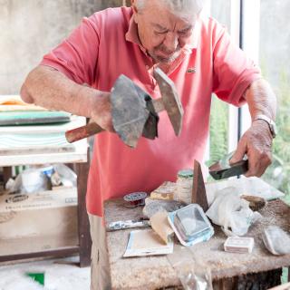 Casemag : Le dernier maître-verrier